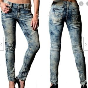 Affliction Women's Raquel Carly Brentwood Jeans 26